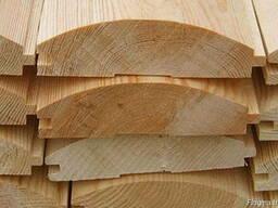Billettes en bois, palettes, rails, doublure, rondins. - photo 6