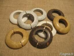 Декоративные накладки на трубы (искусственный камень) - фото 2