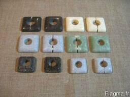 Декоративные накладки на трубы (искусственный камень) - фото 4