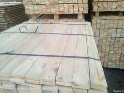 Edged pine timber - фото 1