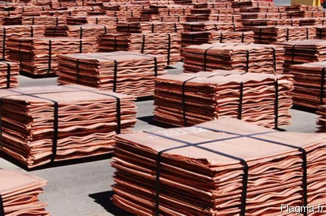 Electrolytic Copper Cathodes Grade A, - 15% LME FOB