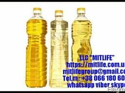Подсолнечное масло рафинированное Украина LLC Mitlife - фото 2