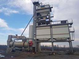 Б/У асфальтный завод Ammann 160 т/час, 2008 г. в.