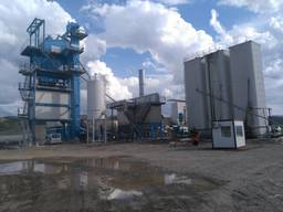 Б/У Асфальтный завод Benninghoven ECO- 320 т/ч, 2013 г.