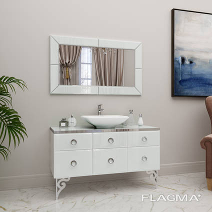 Bathroom Storage Furniture Set Mishele