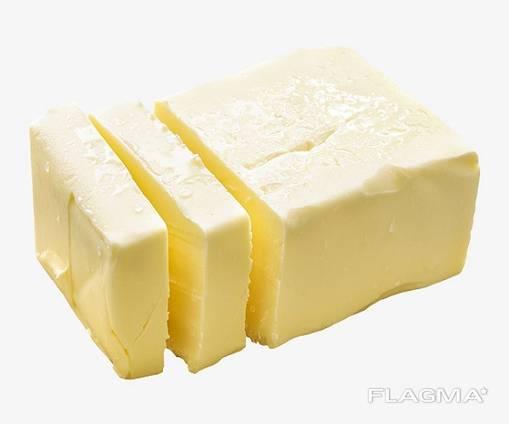 Beurre salé et non salé