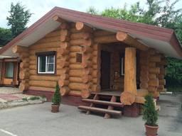 Дома из бревна рубленного любой сложности - фото 6