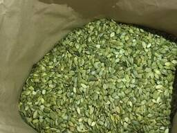Graines de citrouille haricot lentilles