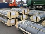 Graphite Electrodes UHP HP RP diameter 100-700 mm Low Price - фото 8