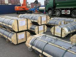 Graphite Electrodes UHP HP RP diameter 100-700 mm Low Price - photo 8