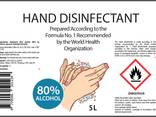 Hand disinfectant - photo 1