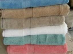 Махровые полотенца сток - фото 1