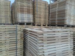 Поддон, паллет деревянный новые - photo 5