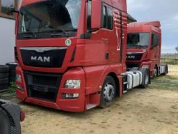 Продам 2 тягача Ман TGX 18 440 В отличном состоянии ! 2016 И 2017 гв Возможна доставка! До