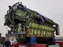 Продам корабельный двигатель фирмы Ман - photo 3