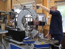 Production of toroidal transformers