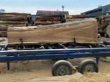 Столешница дубовая/ oak countertops - фото 8