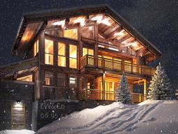 Строительство вилл, шале, домов на Лазурном Берегу, в Альпах
