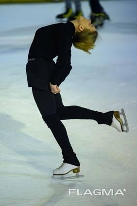 Уроки фигурного катания в Ницце по инновационной программе